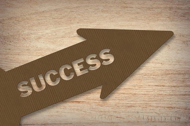 sukces zawodowy